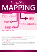 Family Health History Template