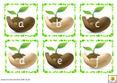 English Alphabet And Phonics Template
