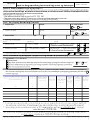 Form 13614-c(tl) - Papel Na Pang-tipon/pang-interview & Pag-review Ng Kahusayan