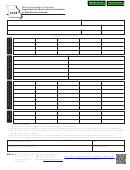 Form 5308 - Application For Motor Vehicle Franchisor Or Manufacturer License