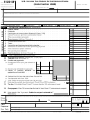 Form 1120-sf - U.s. Income Tax Return For Settlement Funds (under Section 468b)