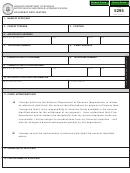Form 5295 - Ach Debit Application