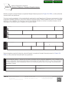Form 5294 - Physician's Statement - Permanent Disability Indicator