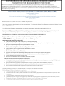 Experienced Rn Chronological Resume Example Targeted For Management Positions