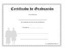 Graduate Certificate Formal