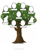 Family Tree Template With Pets