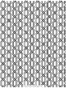 Adult Coloring Pages: Chain