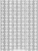 Adult Coloring Pages: Squares