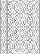 Adult Coloring Pages: Panes