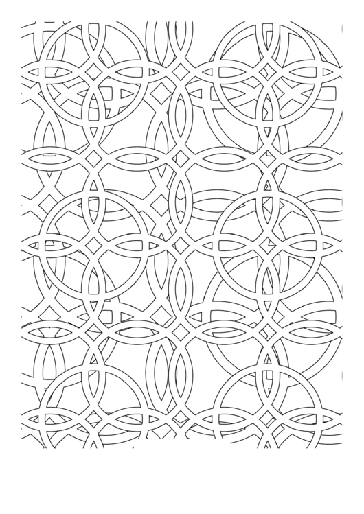 Download Adult Coloring Pages: Linking printable pdf download