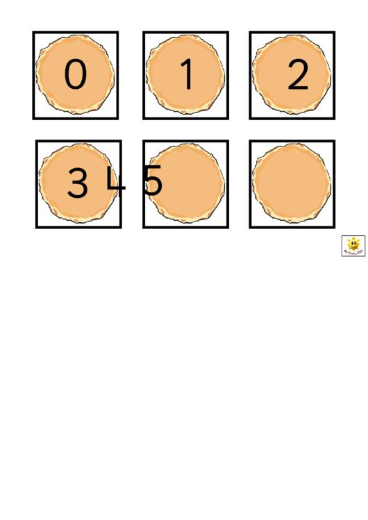 Practice Sheet - Number Chart 1-50 Printable pdf