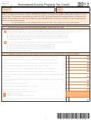 Schedule Heptc-1 (form It-140) - Homestead Excess Property Tax Credit - 2013