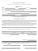 Form Pa-002 - Occupational Tax On Operators Of Iron Ore Concentrates Docks - Wisconsin Department Of Revenue