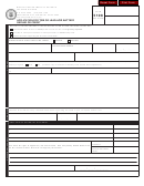 Form 5108 - Application For Tire Or Lead-acid Battery Refund Or Credit
