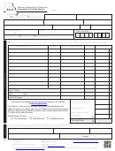 Form 53-c - Consumer's Use Tax Return