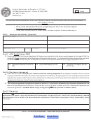 Form Ador 10366 - Authorization Agreement For Electronic Funds Transfer And Disclosure Agreement - For Credits Filers