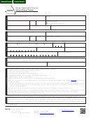 Form 5049 - Notice Of Sale Or Transfer