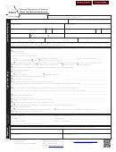 Form 4924 - Motor Fuel Refund Application