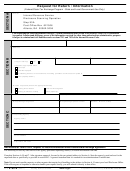 Form 8796-a - Request For Return/information