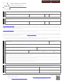 Form 5021 - Manufacturer's Declaration Of Recovered Material Content