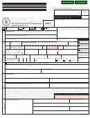 Form 5005 - Application/affidavit For Missouri Repossession Title