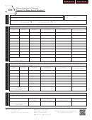 Form 304 - Cigarette Tax Stamp Record - Schedule C