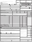 Form 53u-1 - Use Tax Return