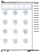 Understanding Union And Intersect - Math Worksheet With Answers
