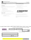 Form Tc-685pc - Tax Payment Coupon For Mining Severancetax