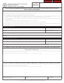 Form Mo-scc - Shared Care Tax Credit