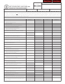 Form Mo-5090 - Net Operating Loss Addition Modification Worksheet