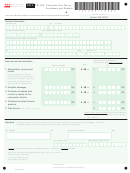 Form Fr-329 - Consumer Use Tax On Purchases And Rentals - 2012