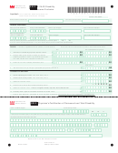 Form D-2440 - Disability Income Exclusion - 2012