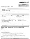 Form St-1308-97 - Sales Tax Exempt Status Application