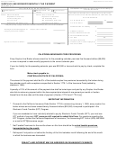 Form Fs-007 - Surplus Line Broker's Monthly Tax Payment - California Department Of Insurance