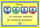 Task Poster Set Template