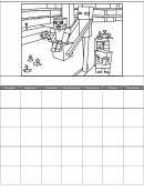 Minecraft Daily Calendar Template