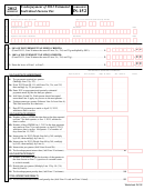 Worksheet In-152 - Underpayment Of 2012 Estimated Individual Income Tax