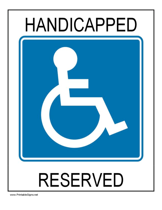 top reserved sign templates free to download in pdf format