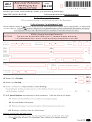 Form Hs-122 - Vermont Homestead Declaration And Property Tax Adjustment Claim - 2013