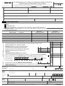 Form 1040-ss - U.s. Self-employment Tax Return (including The Additional Child Tax Credit For Bona Fide Residents Of Puerto Rico) - 2014