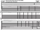 California Form 3726 - Deferred Intercompany Stock Account (disa) And Capital Gains Information - 2011