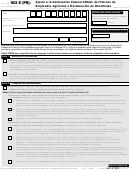 Formulario 943-x (pr) - Ajuste A La Declaracion Federal Anual Del Patrono De Empleados Agricolas O Reclamacion De Reembolso