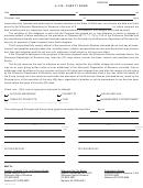 Form A-133 - Surety Bond
