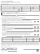 Form At-103 - Auxiliary Questionnaire Alcohol Beverage License Application