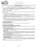 Download VA Form 22-1999 VA Enrollment Certification