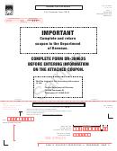 Form Dr-309635 Sample - Blender Fuel Tax Return - 2015