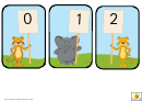 Animal Number Chart 1 To 30
