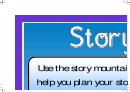 Story Mountain Display Sheet