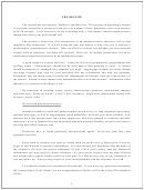 Sample Resume Outline Template